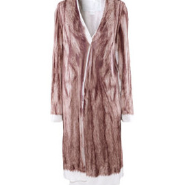 MAISON MARTIN MARGIELA with H&M - Printed Silk Dress