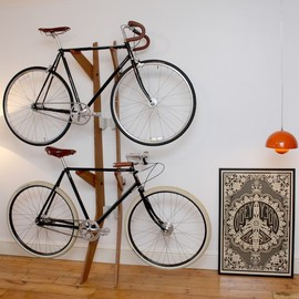 iGNANT - Furniture for Bikes