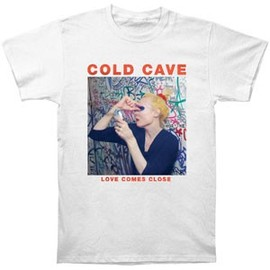 Cold Cave - Love Comes Close T-shirt