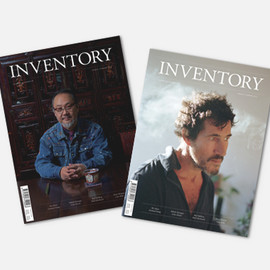 Inventory Magazine - ISSUE 08 (SPRING – SUMMER 2013)