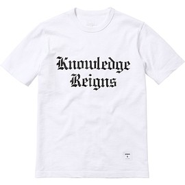 Supreme - Knowledge Reigns Tee