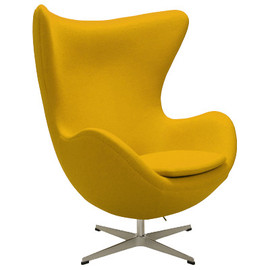 Arne Jacobsen - Egg Chair (yellow)