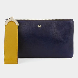 ANYA HINDMARCH - Seymour Zip-Top Pouch