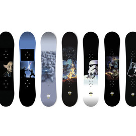 Burton - CHOPPER STAR WARS