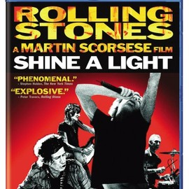 The Rolling Stones - Shine a Light [Blu-ray]
