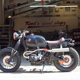 Kevils speed shop - BMW Srambler