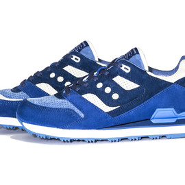 White Mountaineering x Saucony - White Mountaineering x Saucony Jazz Original