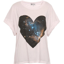 WILDFOX - wildfox the universe t-shirt