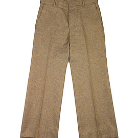 LEVI'S - Vintage 1980s Levis Menswear Action Slacks in Light Brown Mens Size W32 x L28