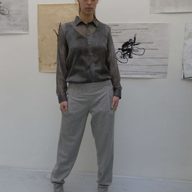 STEPHAN SCHNEIDER - Wide Pants 2012 AW