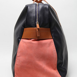 Paul Smith - LAMBS LEATHER HOLDALL