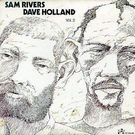 Sam Rivers   Dave Holland - Sam Rivers & Dave Holland Vol2