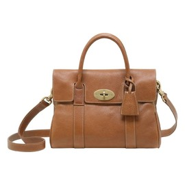 Mulberry - Small Bayswater Satchel (Brown)