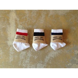 TIED UP! BROTHERS - TIED UP! BROTHERS. LINE PILE SOCKS