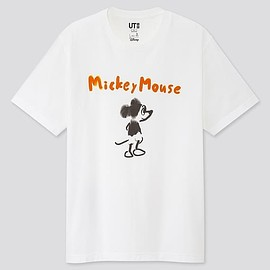 UNIQLO - Mickey Manga Art UT しりあがり寿