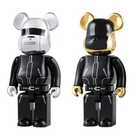MEDICOM TOY - Daft Punk 1000% BE@RBRICK