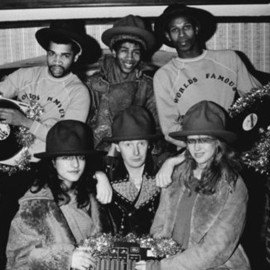 Malcolm McLaren and the Worlds Supreme Team - Malcolm McLaren and the Worlds Supreme Team, circa 1983..