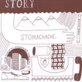 STOMACHACHE. - PAPER AND PEN, STORY