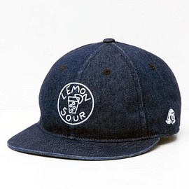 TACOMA FUJI RECORDS - LEMON SOUR DENIM CAP