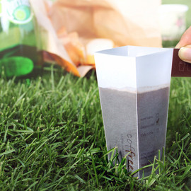 Young-an Seok - Foldable Disposable Coffee Cup