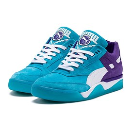 PUMA - PUMA PALACE GUARD QUEEN CITY  BLUE ATOLL-PRISM VIOLET