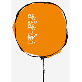 mike mills - We Try  poster