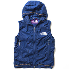 THE NORTH FACE PURPLE LABEL - Mountain Wind Vest