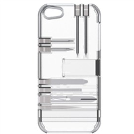 N1 - IN1 for iPhone 5/5S Clear