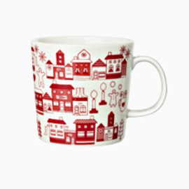 Arabia - Christmas village | mug 0,3 l