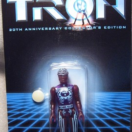 "NECA - TRON ACTION FIGURE ""TRON"""