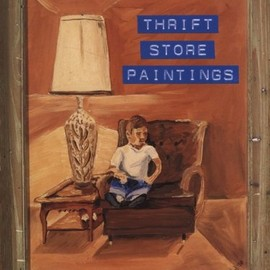 Jim Shaw - Thrift Store Paintings