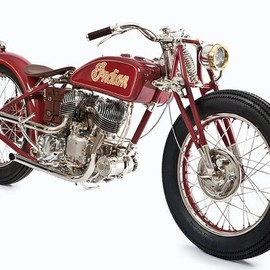Indian - 1940 Indian by The GasBox
