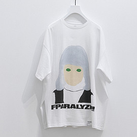 FORTY PERCENT AGAINST RIGHTS, graphpaper - graphpaper x FPAR S/S OVERSIZE TEE