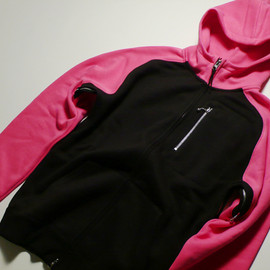 GOODENOUGH - WATER REPELLENCY HOODY