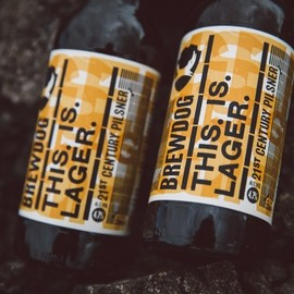 BrewDog - This. Is. Lager.