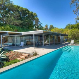 Richard Neutra - The Troxell House