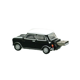 MINI COOPER USB BLACK