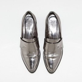 3.1 Phillip Lim - Quinn Metallic Loafer