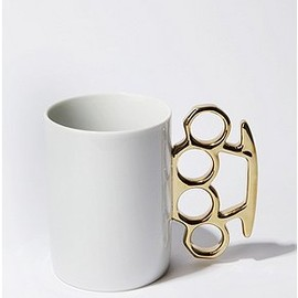 urban outfitters - Knuckle Duster Mug