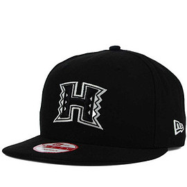 NewEra - 9Fifty NCAA Hawaii Warriors