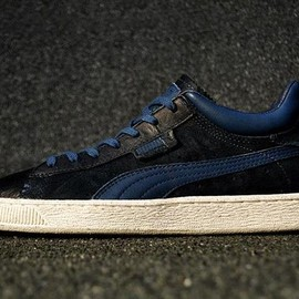 PUMA - Stepper MMQ Leather Pack - Black/Blue?