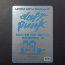 DAFT PUNK - AROUND THE WORLD : MASTERS AT WORK REMIX / VIRGIN