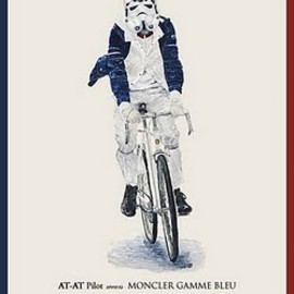 John Woo - HE WEARS IT 015 - AT-AT Pilot wears Moncler Gamme Bleu