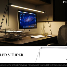STRIDER World Limited Model WHITE