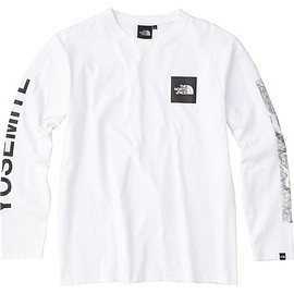 THE NORTH FACE - L/S Yosemite Tee