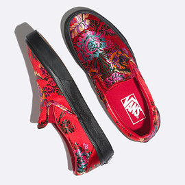 VANS - Festival Satin Slip-on