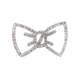 Alexis Mabille - Crystal Bow Brooch