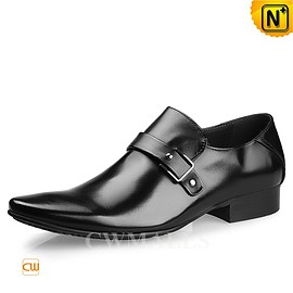 CWMALLS - CWMALLS® Leather Strap Dress Loafers CW716236
