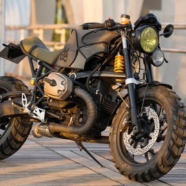 CRD (Cafe Racer Dreams) - #48 Animal BMW R1200S