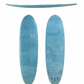 T-REEF - Alternative quad plus 1 surfboard